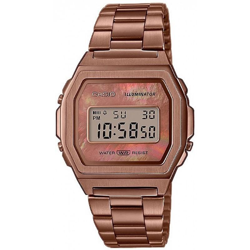 Мъжки часовник Casio Vintage Collection - A1000RG-5EF 1