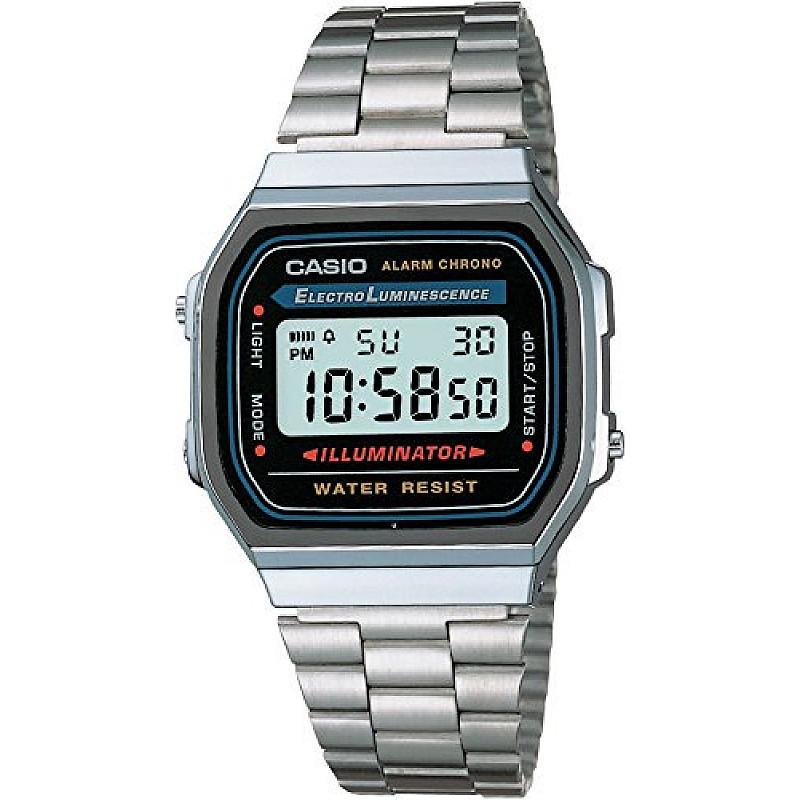 Мъжки часовник CASIO - A168WA-1YES