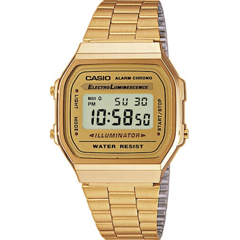 Мъжки часовник CASIO - A168WG-9EF