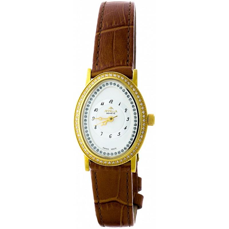 Дамски елегантен часовник APPELLA - AP-4038-1011
