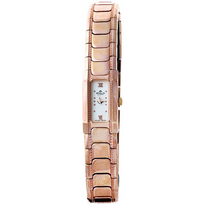 Дамски елегантен часовник APPELLA - AP-472-4001