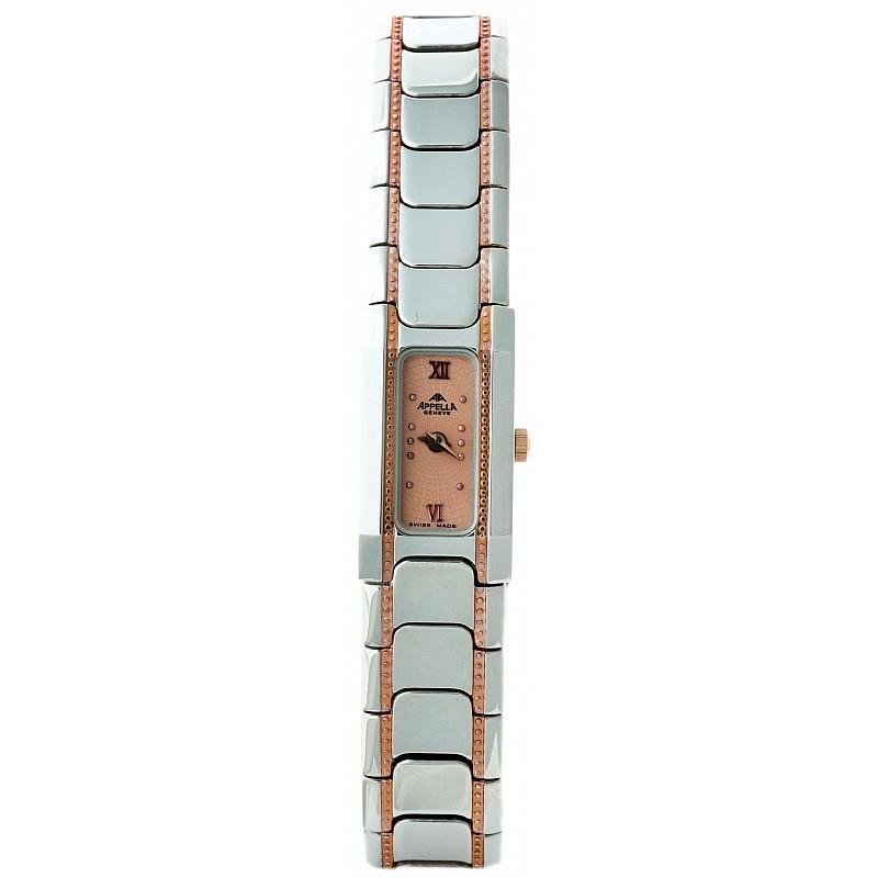 Дамски елегантен часовник APPELLA - AP-472-5007