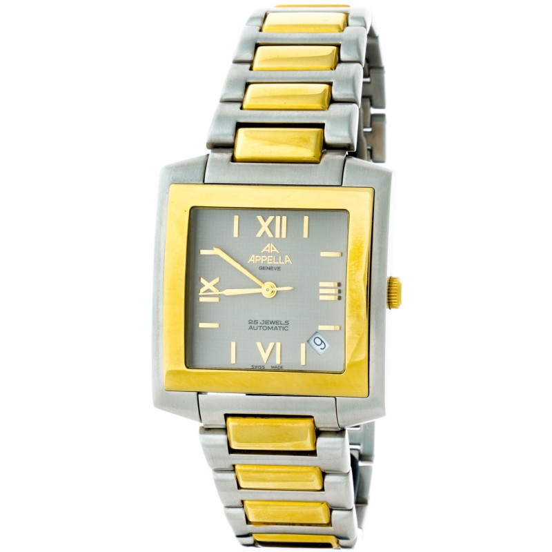 Мъжки елегантен автоматичен часовник APPELLA - AP-515-2003