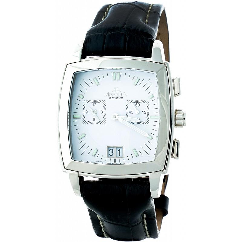 Мъжки елегантен часовник APPELLA - AP-621-3011