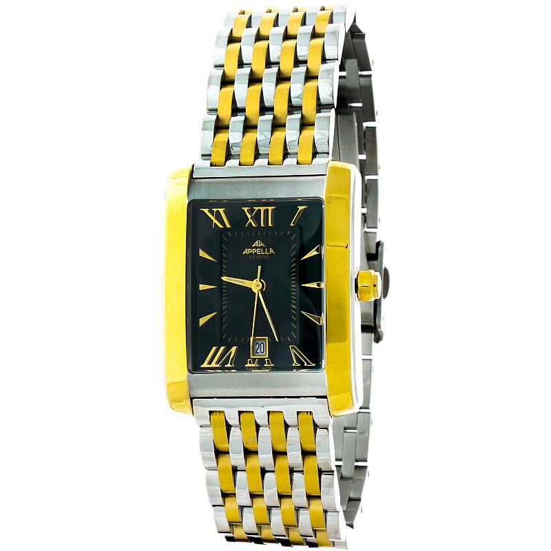 Мъжки елегантен часовник APPELLA - AP-743-2001