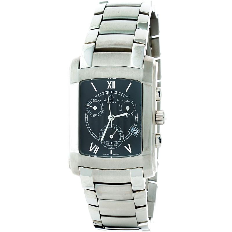 Мъжки елегантен часовник APPELLA - AP-885-3001