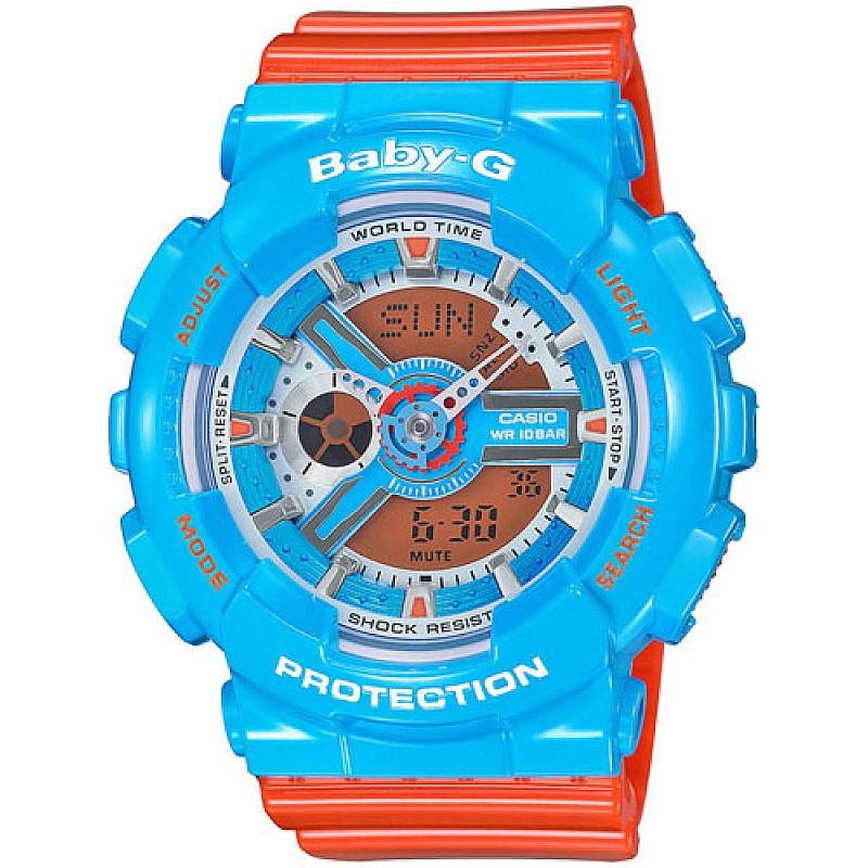 Дамски часовник CASIO BABY-G - BA-110NC-2AER