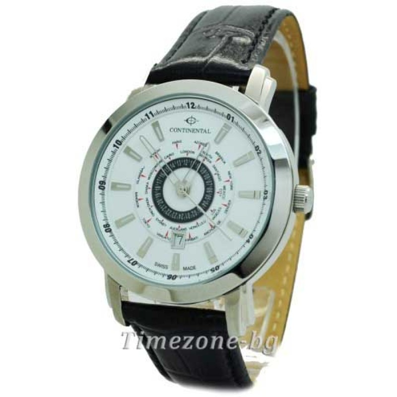 Мъжки часовник Continental - C-1360-SS157