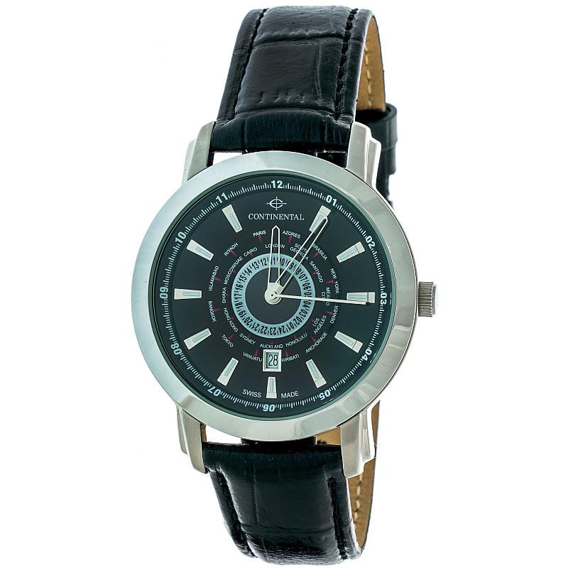Мъжки часовник Continental - C-1360-SS158