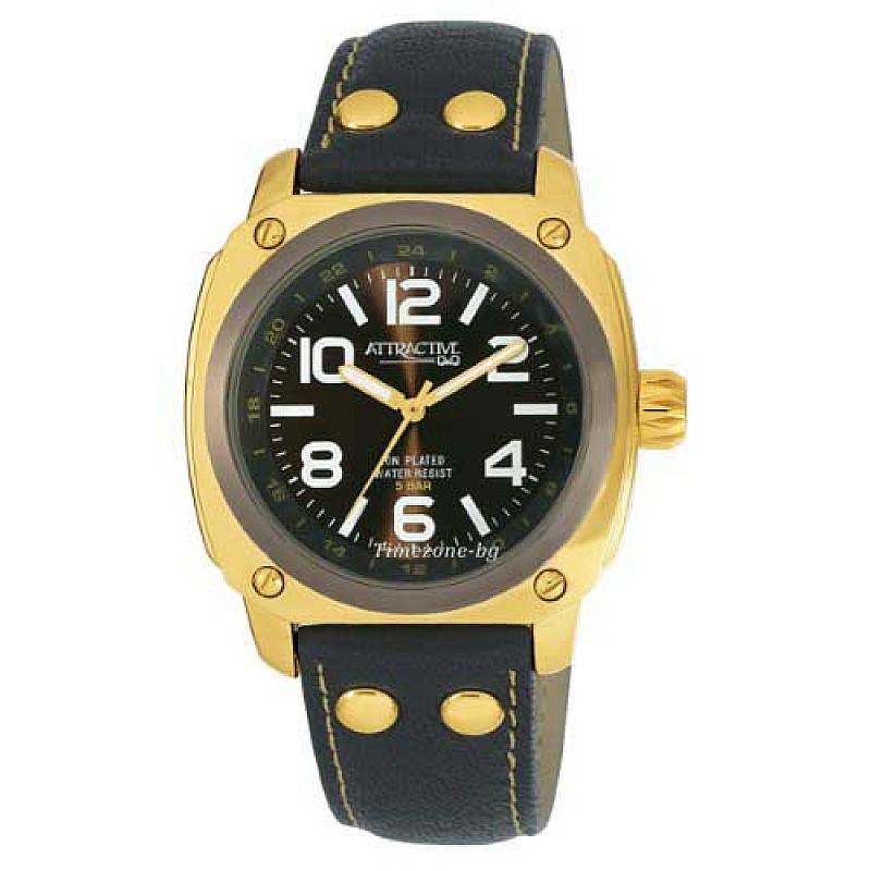 Мъжки часовник Q&Q ATTRACTIVE - DA30J505Y