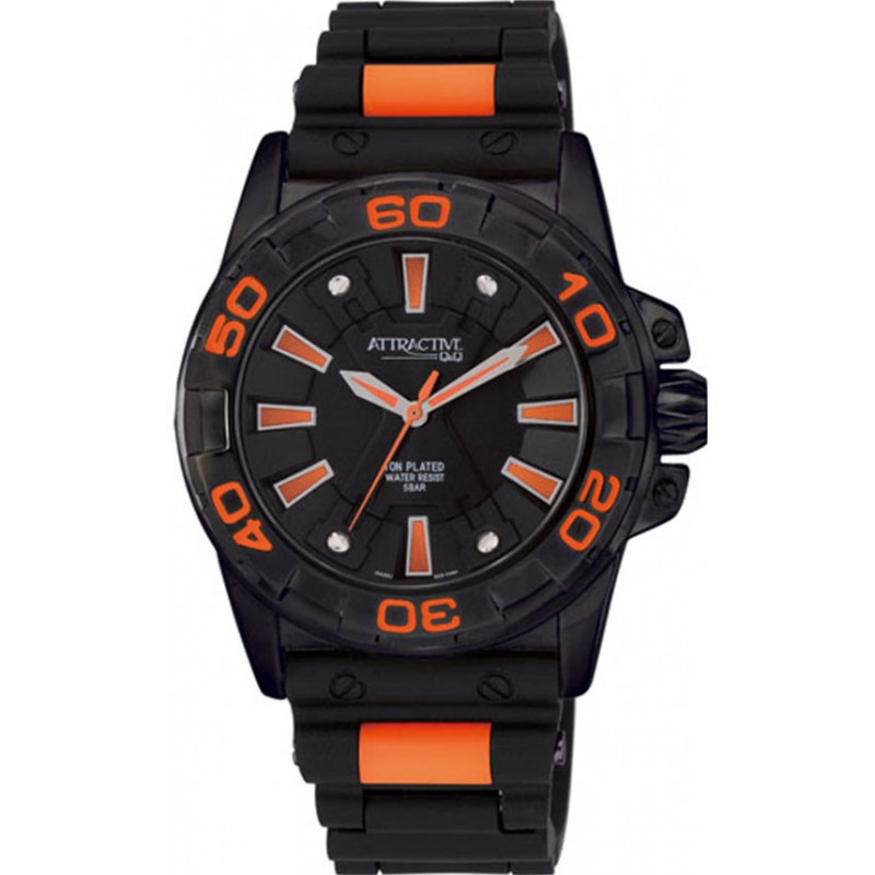 Мъжки часовник Q&Q ATTRACTIVE - DA32J502Y