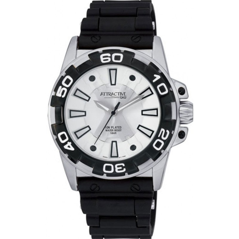 Мъжки часовник Q&Q ATTRACTIVE - DA32J511Y