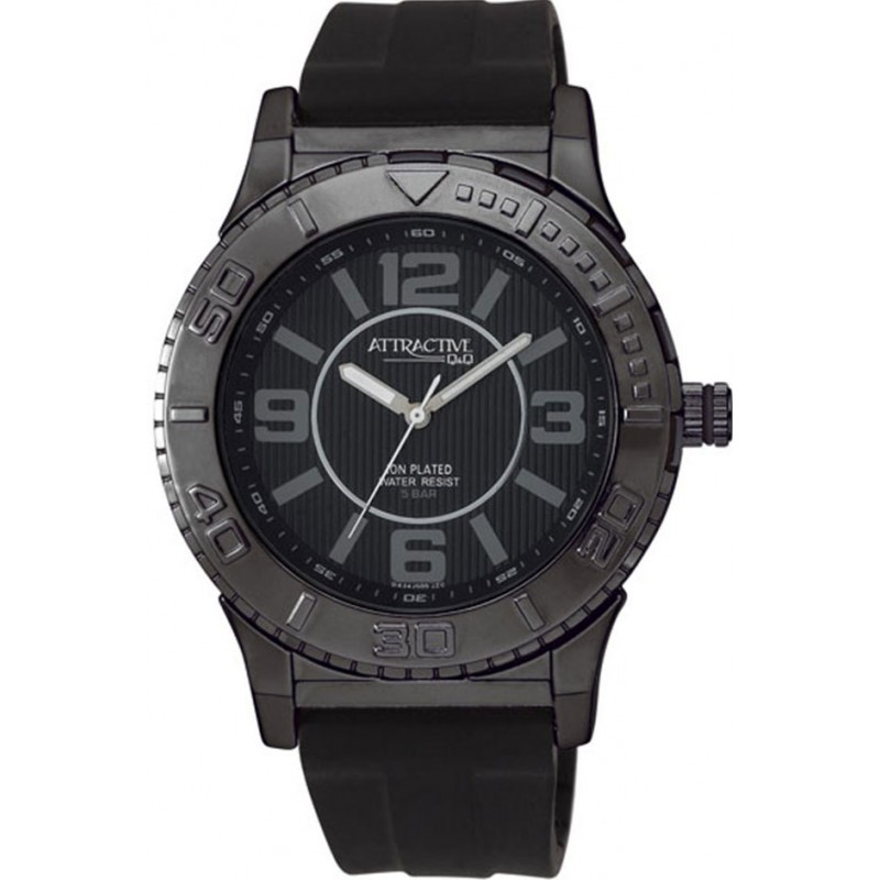 Мъжки часовник Q&Q ATTRACTIVE - DA34J505Y