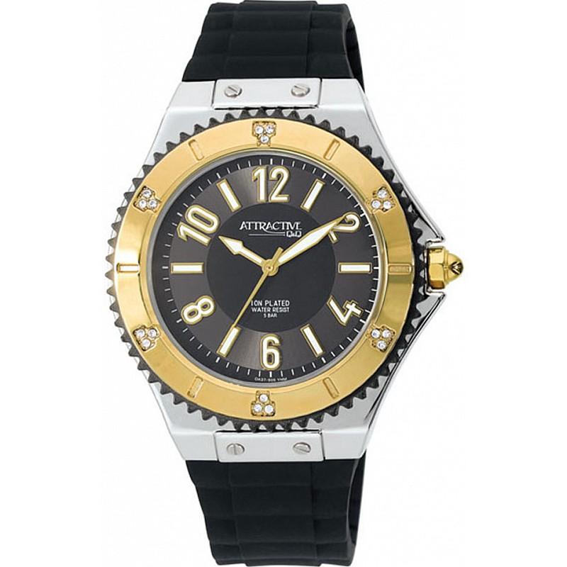 Дамски часовник Q&Q ATTRACTIVE - DA37J505Y