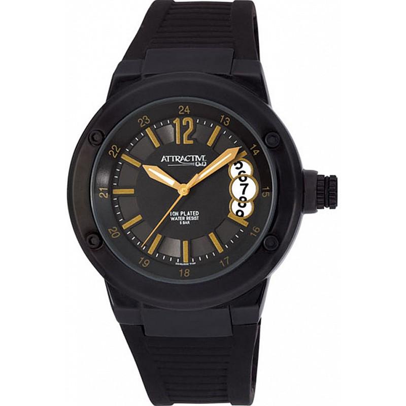 Мъжки часовник Q&Q ATTRACTIVE - DA40J502Y