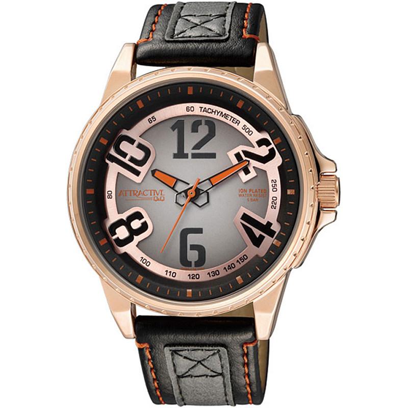 Мъжки часовник Q&Q ATTRACTIVE - DA66J105Y