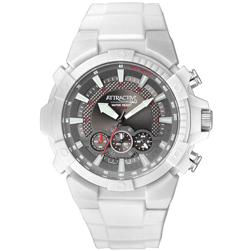 Мъжки часовник Q&Q ATTRACTIVE - DA90J005Y