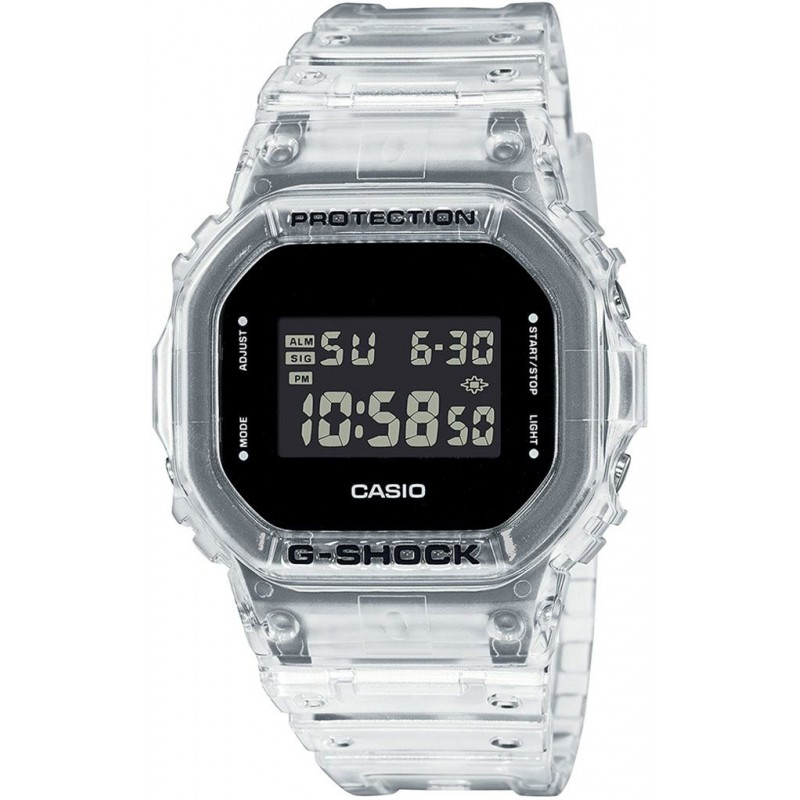 Мъжки часовник Casio G-Shock - DW-5600SKE-7ER 1