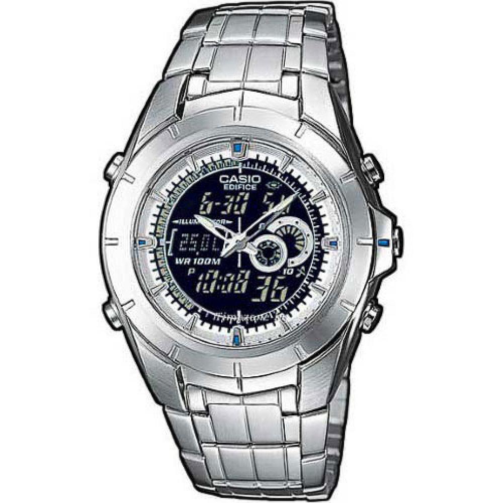 Наручные часы casio edifice digital-analog efad-1a.
