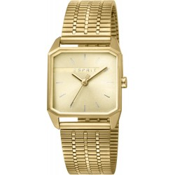 Дамски часовник ESPRIT Cube Ladies Gold - ES1L071M0025