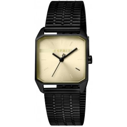 Дамски часовник ESPRIT Cube Ladies Gold Black - ES1L071M0045