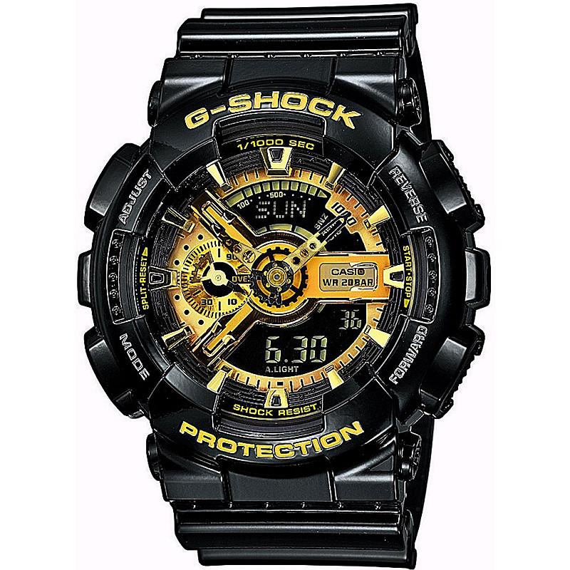 Мъжки часовник CASIO G-SHOCK - GA-110GB-1AER
