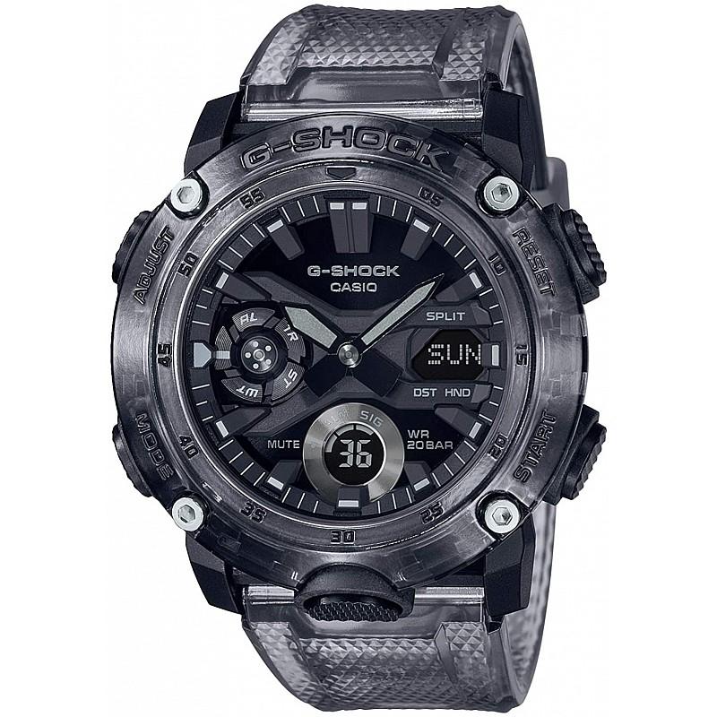 Мъжки часовник Casio G-Shock - GA-2000SKE-8AER 1