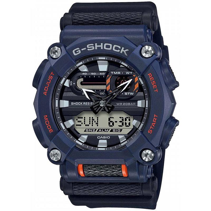 Мъжки часовник Casio G-Shock - GA-900-2AER 1