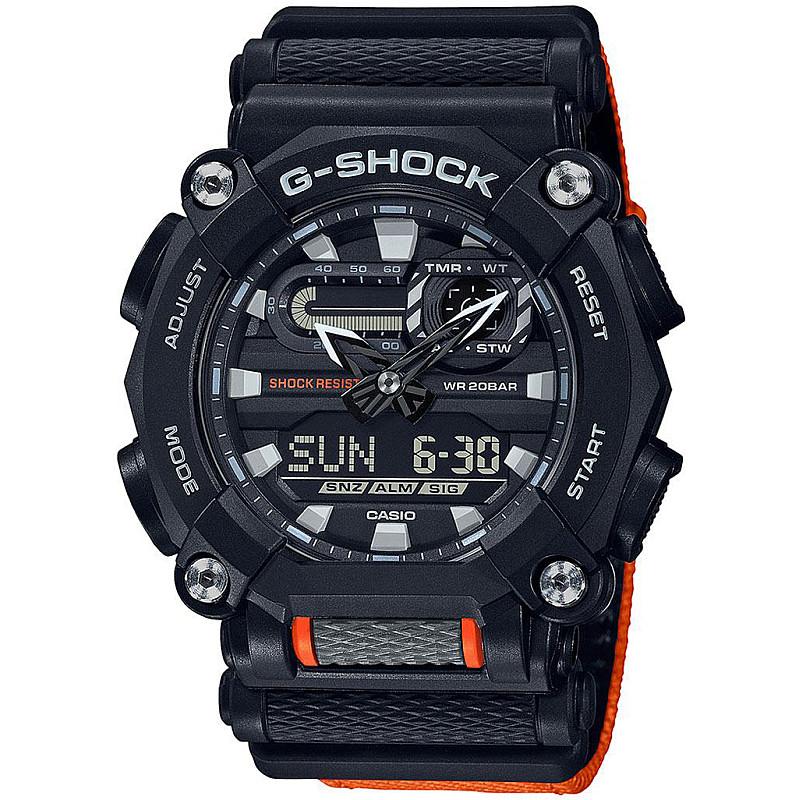 Мъжки часовник Casio G-Shock - GA-900C-1A4ER 1