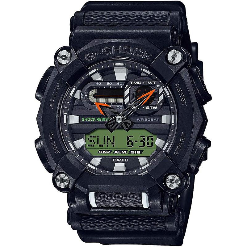 Мъжки часовник Casio G-Shock - GA-900E-1A3ER 1