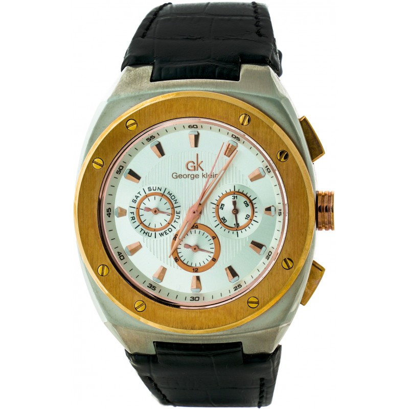 Мъжки часовник George Klein - GK20421-RSB