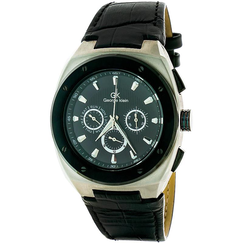 Мъжки часовник George Klein - GK20421-SBB