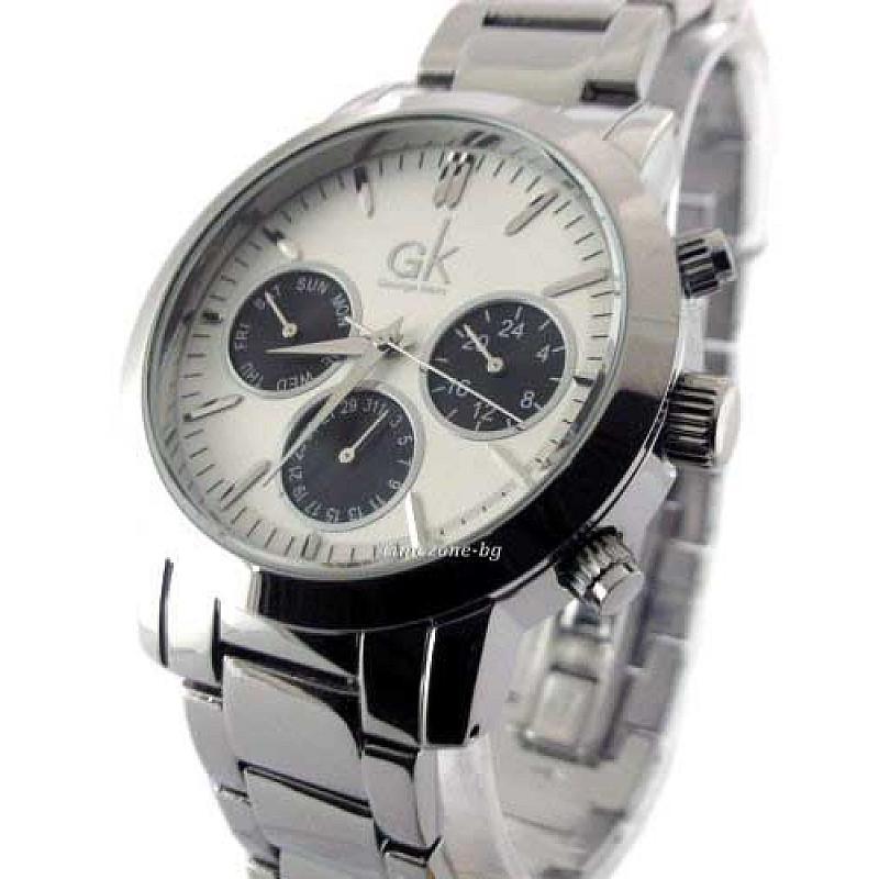Мъжки часовник George Klein - GK20483-SSS