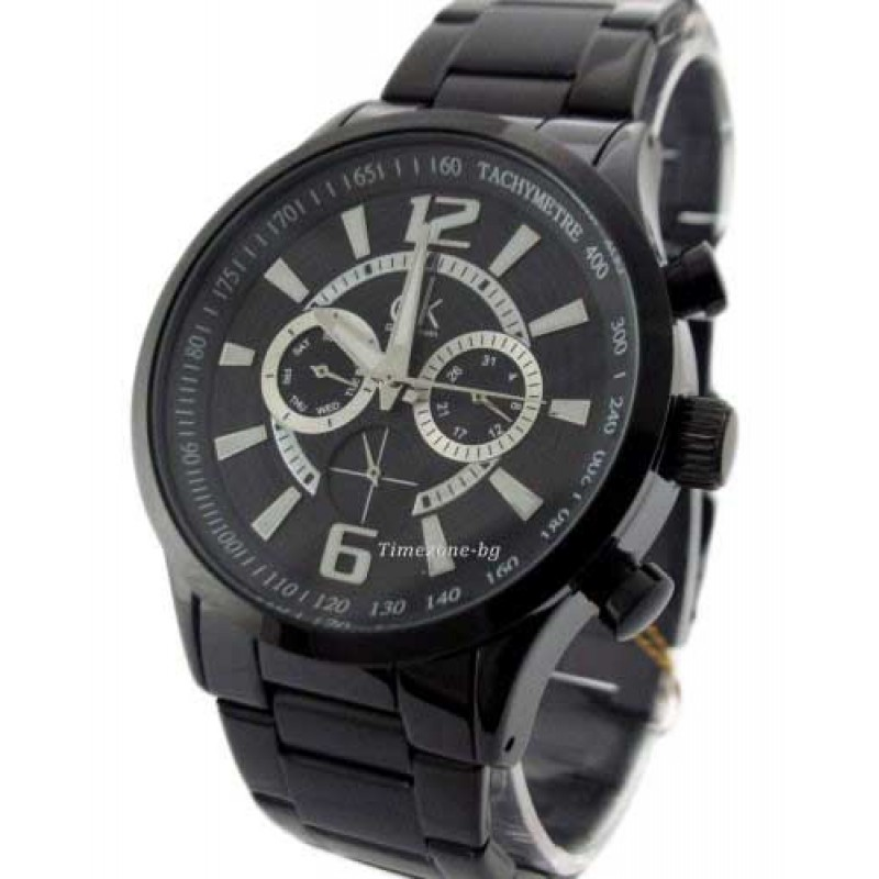 Мъжки часовник George Klein - GK20485-BBB
