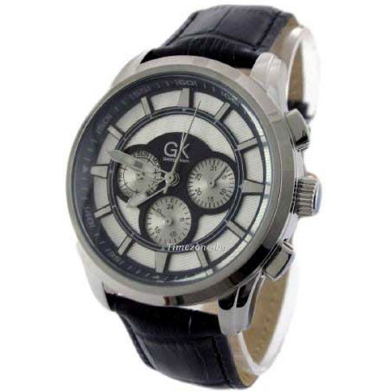 Мъжки часовник George Klein - GK20486-SSB