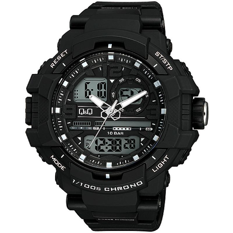 Мъжки часовник Q&Q - GW86J010Y