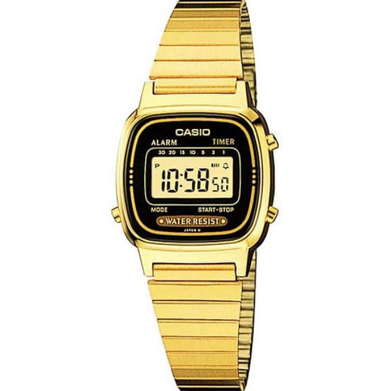 Дамски часовник CASIO - LA670WEGA-1EF