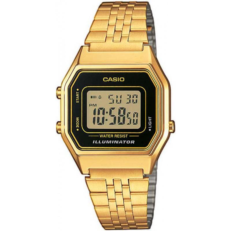 Дамски часовник CASIO - LA680WEGA-1ER