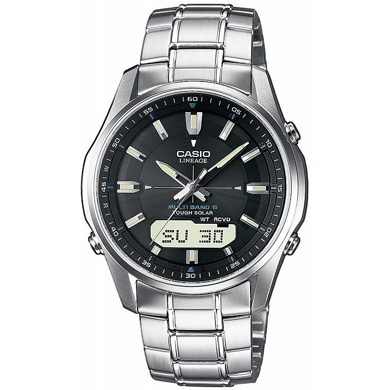 Мъжки часовник CASIO Wave Ceptor - LCW-M100DSE-1AER