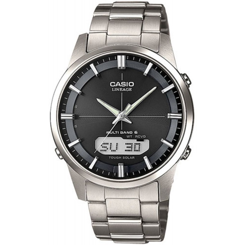 Мъжки часовник CASIO Wave Ceptor - LCW-M170D-1AER