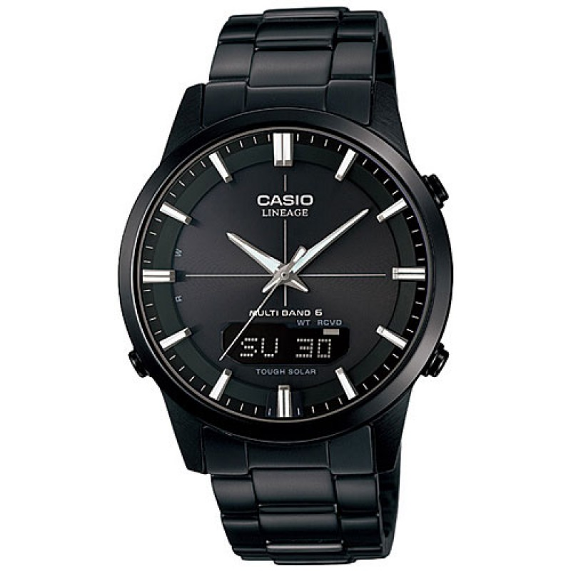 Мъжки часовник CASIO Wave Ceptor - LCW-M170DB-1AER