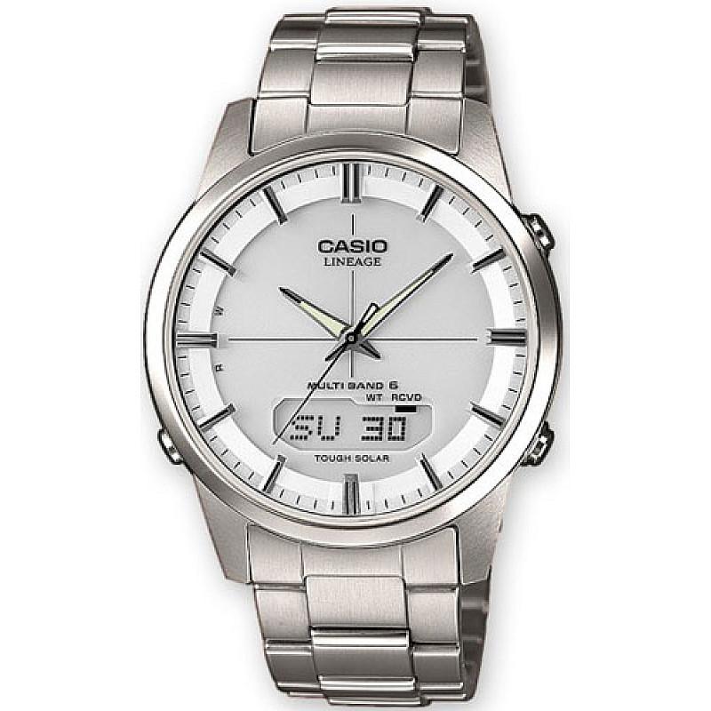 Мъжки часовник CASIO Wave Ceptor - LCW-M170TD-7AER