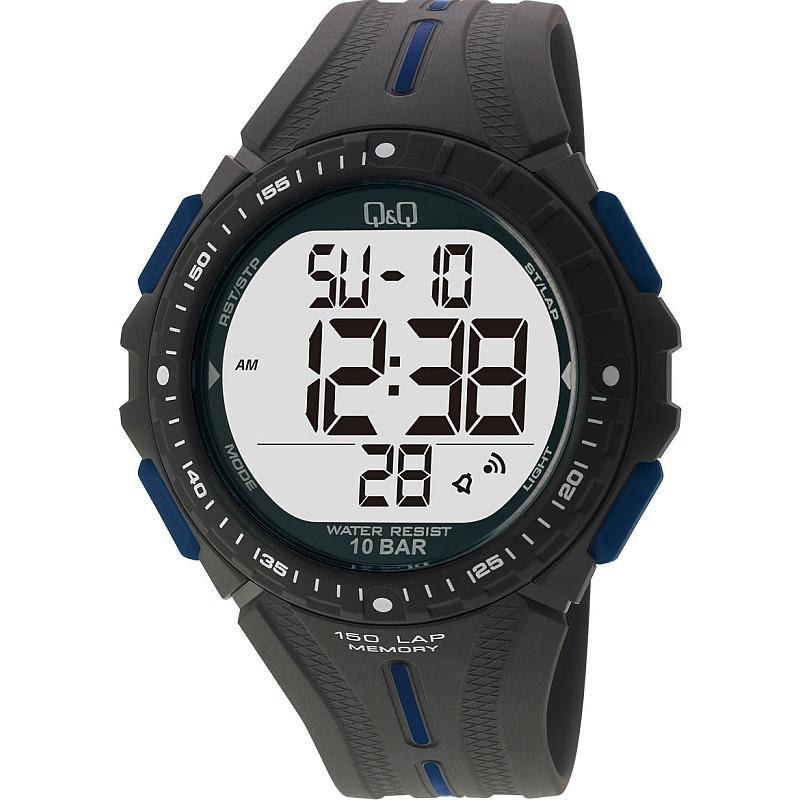 Мъжки дигитален часовник Q&Q - M102J003Y