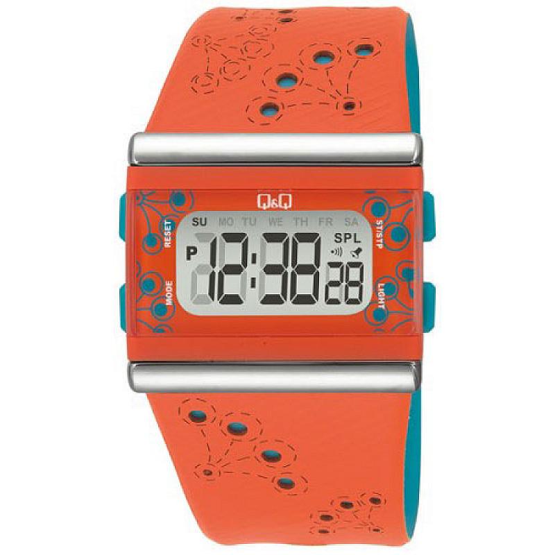 Детски дигитален часовник Q&Q - M116J007Y