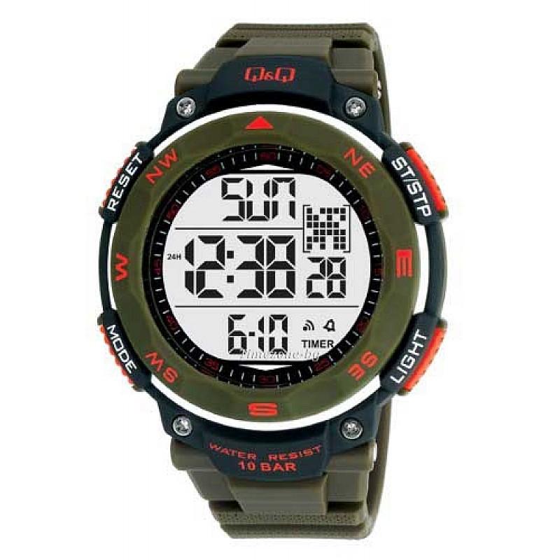 Мъжки дигитален часовник Q&Q - M124J003Y