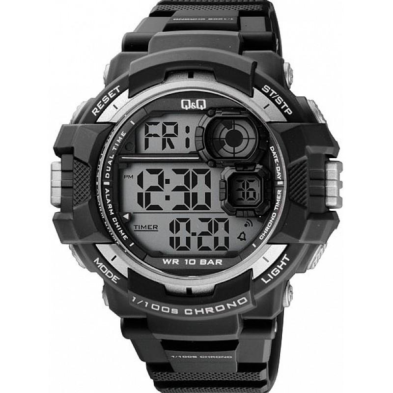Мъжки дигитален часовник Q&Q - M143J002Y