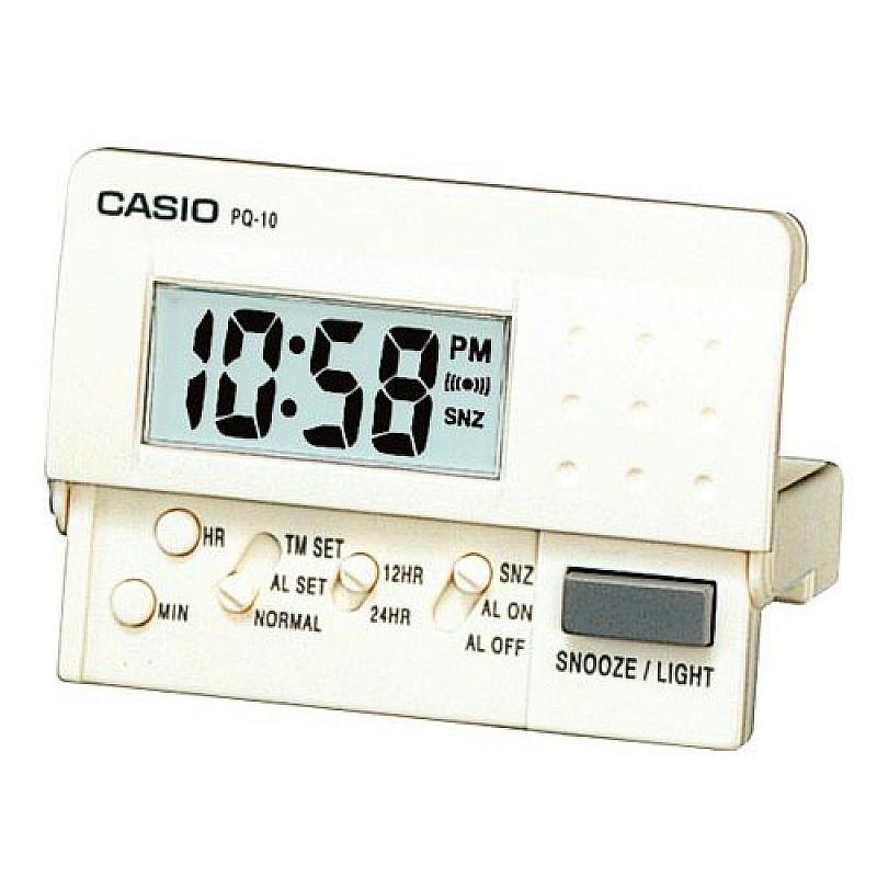 Будилник CASIO - PQ-10-7R
