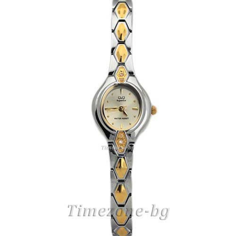 Дамски часовник Q&Q - R039-400Y