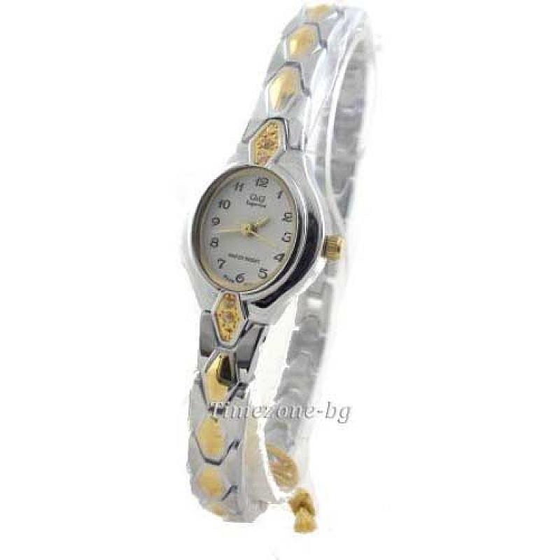 Дамски часовник Q&Q - R039-404Y
