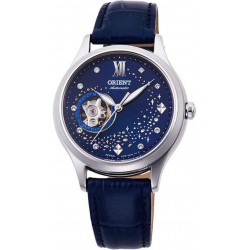 Дамски часовник ORIENT Blue Moon Open Heart Automatic - RA-AG0018L